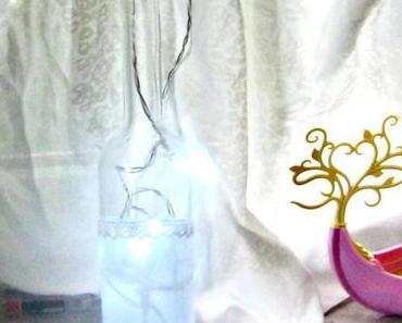 Nachtlicht DIY - oder ein einfach schönes Partylicht
