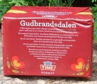 Geklaut: 20 kg Gudbrandsdalen Geitost in Norwegen