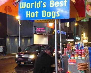 Worlds Best Hot Dogs – New York