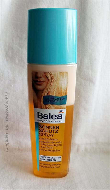 Kurzer Tipp Balea Sonnenschutz Spray