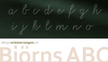 """Mein Alphabet   Buchstabe """"J"""" und """"K"""""""