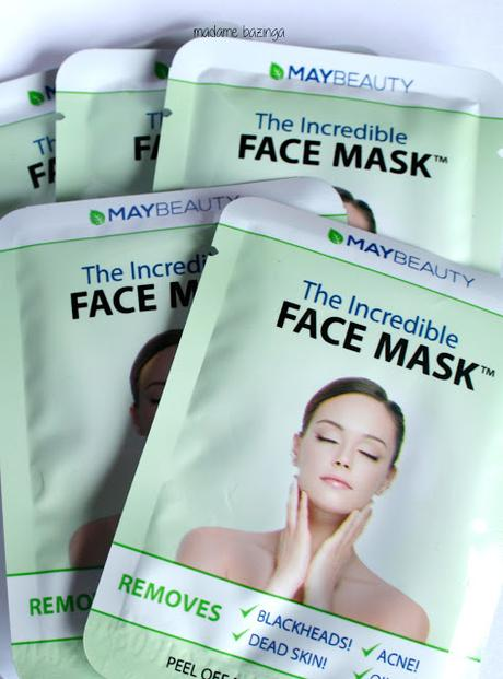 [Review] Maybeauty Incredible Face Mask