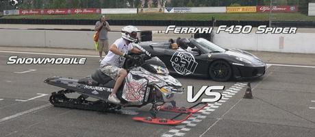 snowmobile-vs-ferrari-spider