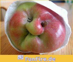 Warum ein Apfel allein nicht gesund ist