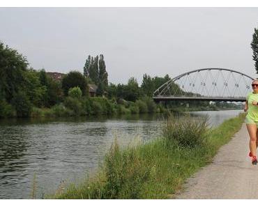 Sommertraining für den 35. Gerolsteiner Brückenlauf in Köln am 30. August