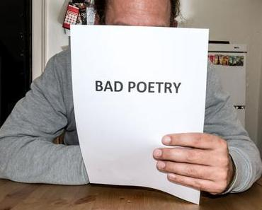 Tag der schlechten Poesie– der amerikanische (National) Bad Poetry Day