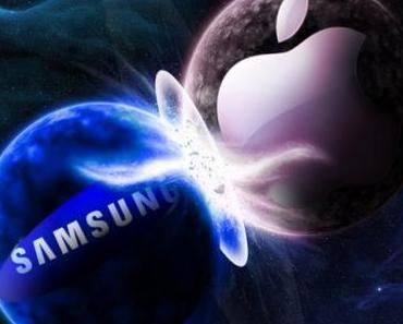 Apple vs. Samsung : iPhone Design ist nichtig