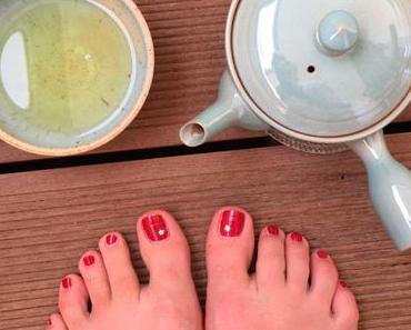MUST DRINK: Grüner Tee ist eines der besten Getränke im Sommer
