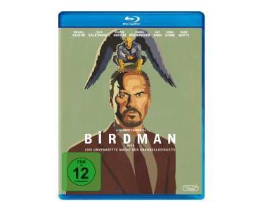 "Filmkritik ""Birdman"" (Blu-ray)"