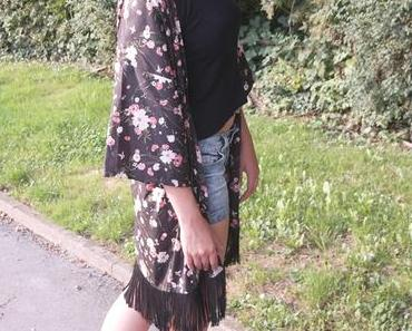 [Outfit] Sommertrend Kimono