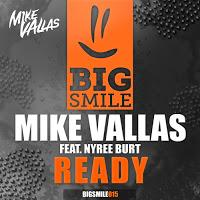 Mike Vallas feat. Nyree Burt - Ready