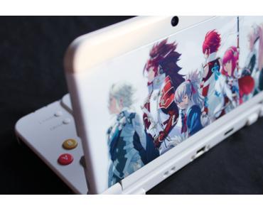 Sam packt aus: Fire Emblem Fates Zierblende für den New 3DS