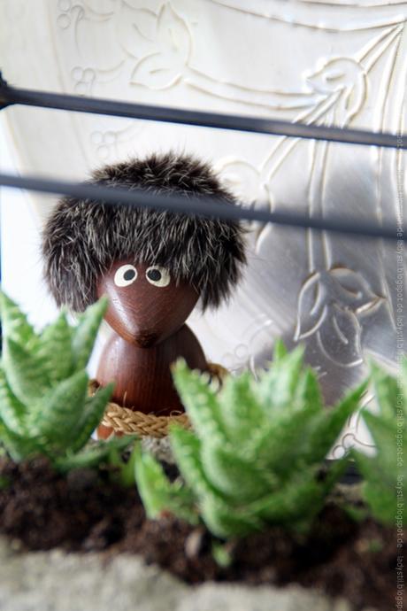 Deko-Donnerstag mit Beton-Deko für den Garten