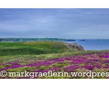 Bretagne – Eine Wanderreise mit AVANTI (9): Das Pünktchen auf dem I – Von der Pointe de Brezellec zur Pointe du Raz (1)