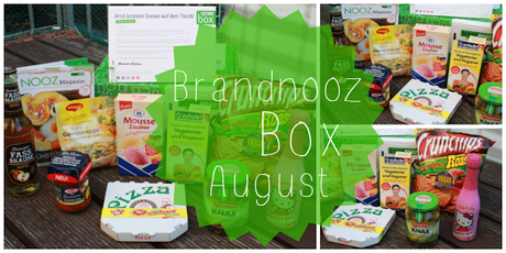 Brandnooz Goodnooz Box August 2015