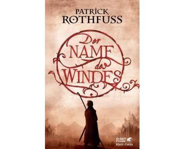 [Rezension] Der Name des Windes von Patrick Rothfuss