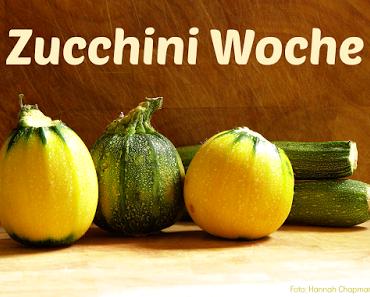 Zucchini-Haselnuss Muffins