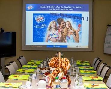Auf Augenhöhe – Tag der Qualität bei Nestlé Schöller
