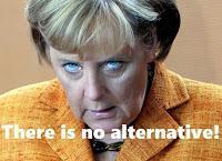 Tina Merkel oder Wie sie den Kontinent formte