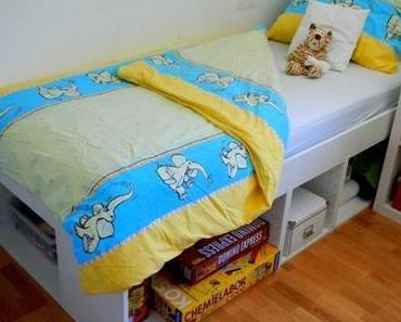 Coole Betten für zwei große Buben