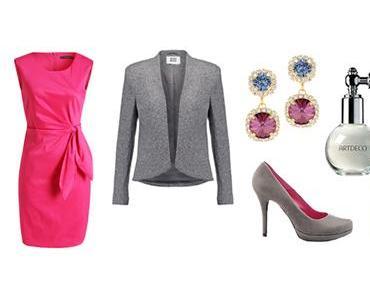 Fashion-Lieblinge im August: pink vs. grau