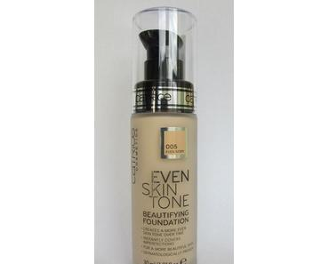 Catrice Even Skin Tone Beautifying Foundation