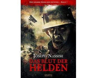 [Rezension] Das Blut der Helden von Joseph Nassise