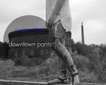 downtown pants…