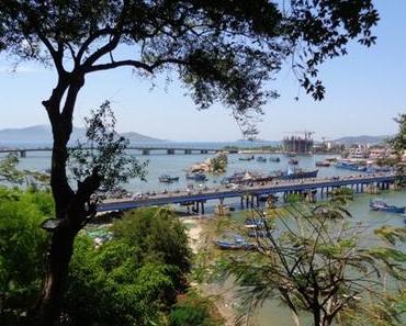 Po Nagar Türme, die heilige Stätten der Chams in Nha Trang