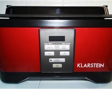 Klarstein Tastemaker Sous-vide / Slow-Garer ~ Kochen wie die Profis