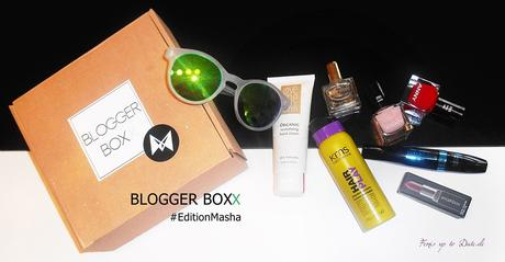 BLOGGER BOXX - Limited  # Edition Masha