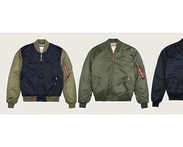 Ben Sherman x Alpha Industries