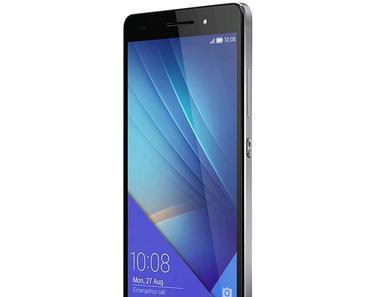 Spitzenmodell Huawei Honor 7 jetzt auch in Deutschland