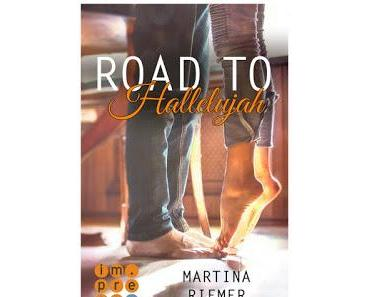 [Rezension] Road to Hallelujah - Martina Riemer