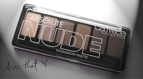 Catrice Nude Palette