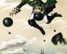 schummeln sie auch beim lebenslauf und sind so ein kleiner baron mnchhausen - Matthias Malmedie Lebenslauf