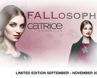 "Limited Edition ""FALLosophy"" by CATRICE // New In"