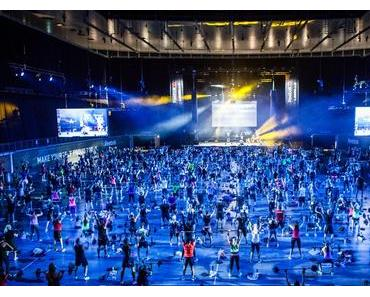 We made ourselves proud bei ONELIVE von Reebok und Les Mills in Berlin