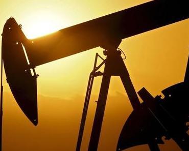 Und der Ölpreis fällt und fällt