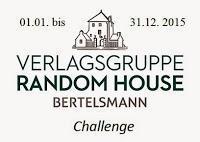 [Random House Challenge 2015] 8. Monat - Lesefortschritt