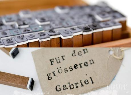 Im Walfieber -  DIY Etiketten und Kissen