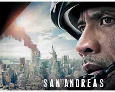 Review: SAN ANDREAS – The Rock rettet seine Familie vor dem bösen Beben