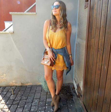 Flashback: August Outfit´s