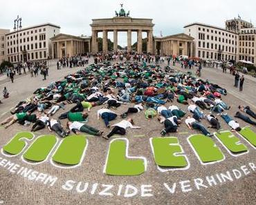 AKTION 600 LEBEN – Gemeinsam Suizide verhindern