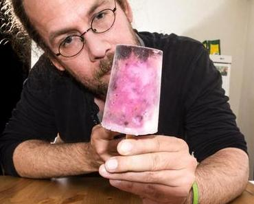 Blaubeereis-am-Stiel-Tag – der US-amerikanische National Blueberry Popsicle Day