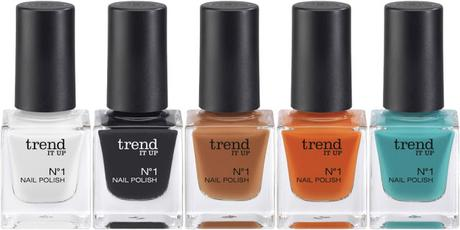 Die neue dm-Marke trend IT UP - NAGEL