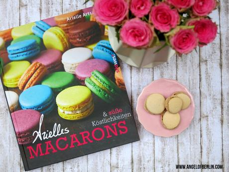 bakes vanilla macarons arielles macarons. Black Bedroom Furniture Sets. Home Design Ideas