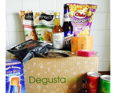 Degustabox August 2015