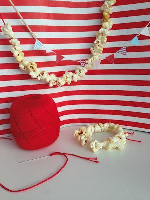 popcorn ketten. Black Bedroom Furniture Sets. Home Design Ideas