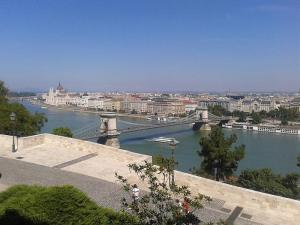 Vom Schloss über Budapest